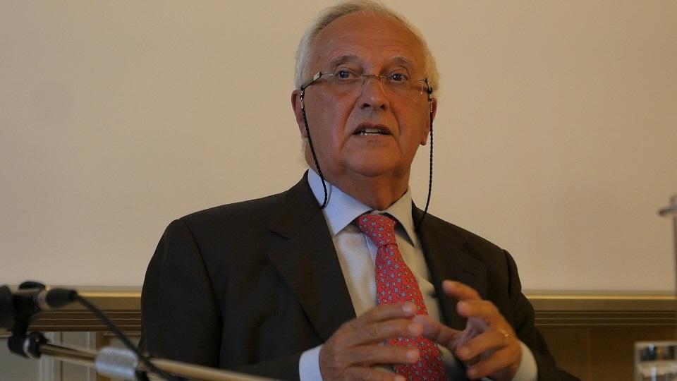 Claudio Baccarani all'Incontro di Primavera 2019