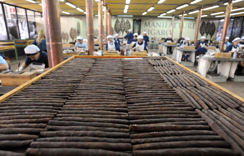 Manifatture Sigaro Toscano: +36% vendite negli Usa