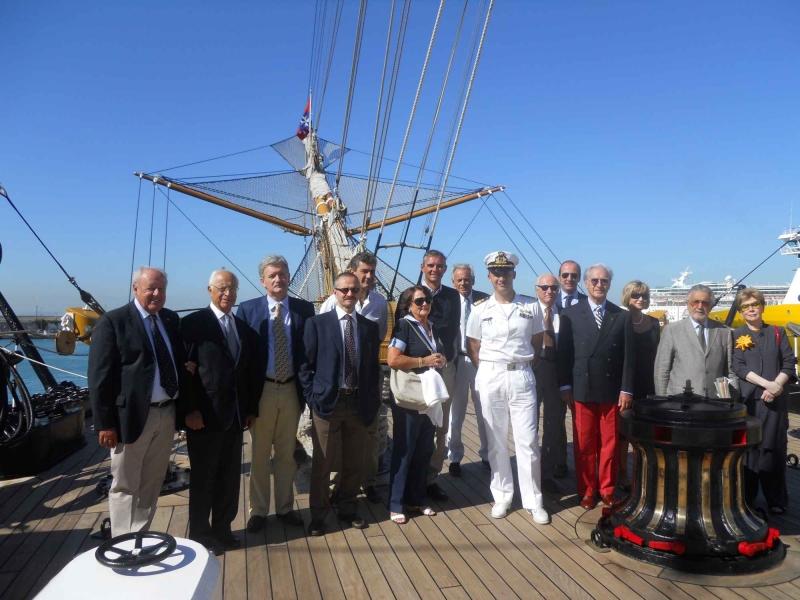 All'Accademia Navale di Livorno la