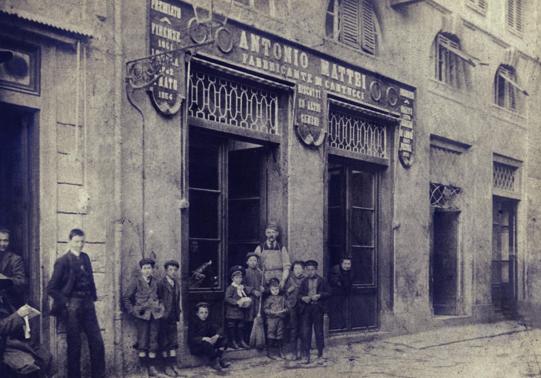 Antonio Mattei Biscottificio 1858 di Prato entra nell'Unione