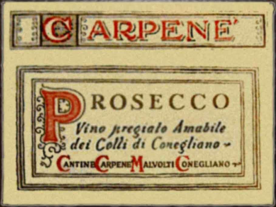 Il Prosecco di Carpenè Malvolti 1868 premiato in Cina