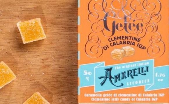 Amarelli ispira arte e design con la sua scatolina in metallo