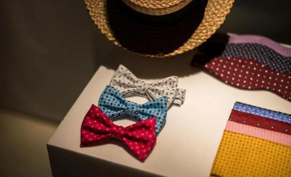 E. Marinella Napoli, cravatte ecosostenibili per il G20