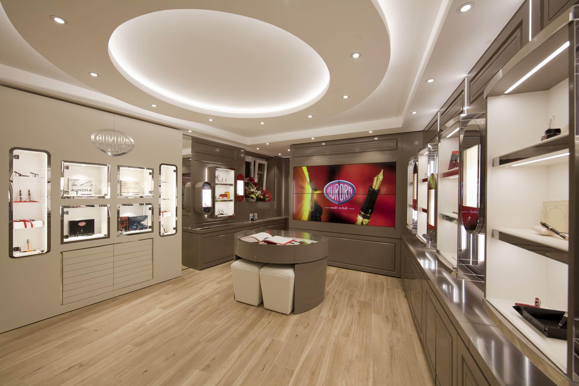 Aurora Penne apre a Roma la sua prima Boutique Italiana