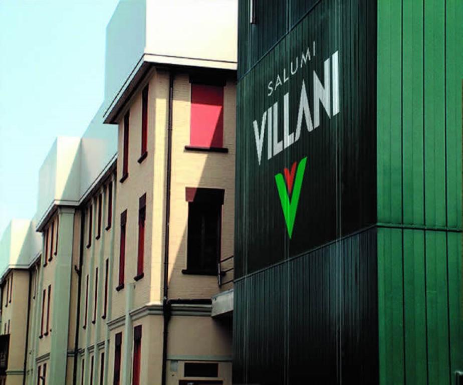 Villani Salumi nel progetto Charity Food
