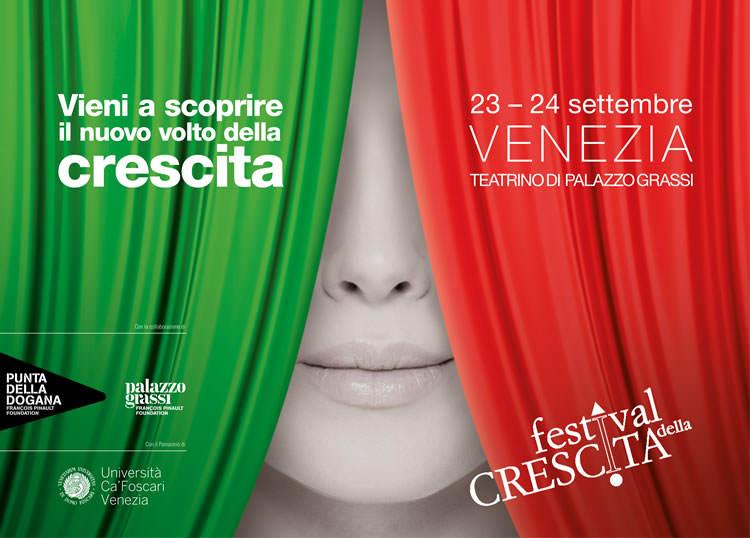 L'Unione al Festival della Crescita di Venezia