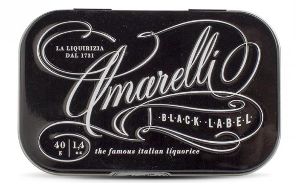 La scatoletta Amarelli selezionata dalla rivista Domus