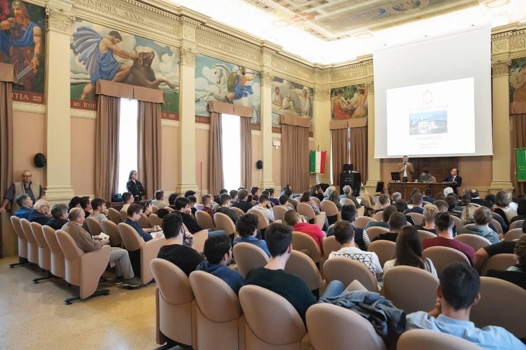 I marchi longevi del Made In Italy in visita a Conegliano