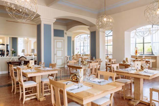 Nuovo concept di ristorazione by Mazzetti d'Altavilla