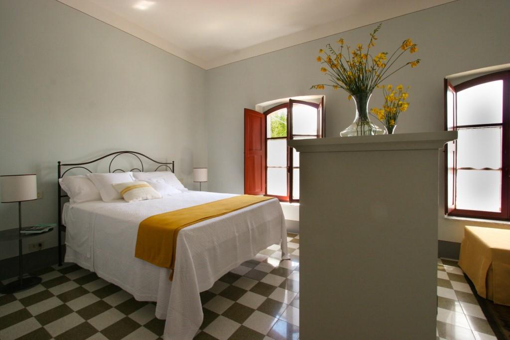 Quattro camere in stile Eroica a Brolio