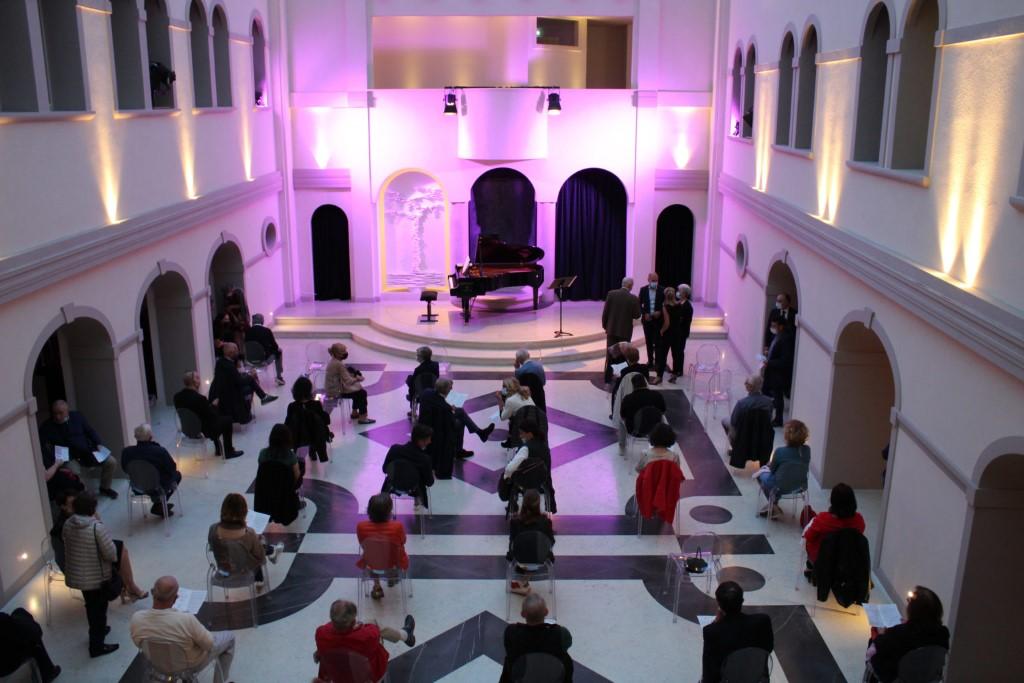 Incontri musicali presso Carpenè Malvolti