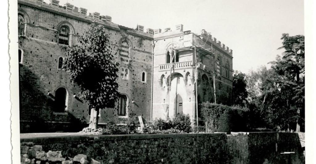 Quando un ufficiale tedesco salvò il Castello di Brolio